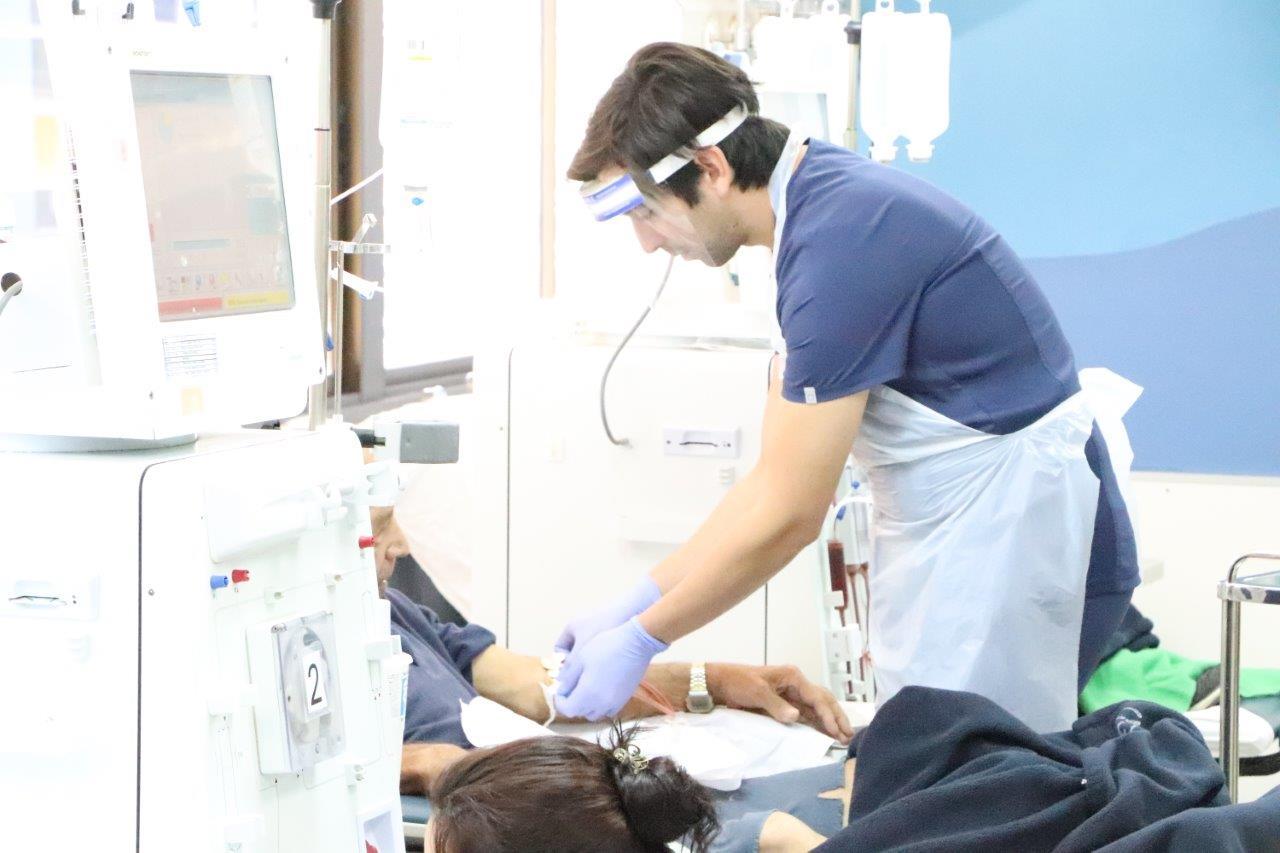 SAN FELIPE: Hospital San Camilo abre contratación de personal para enfrentar campaña de invierno