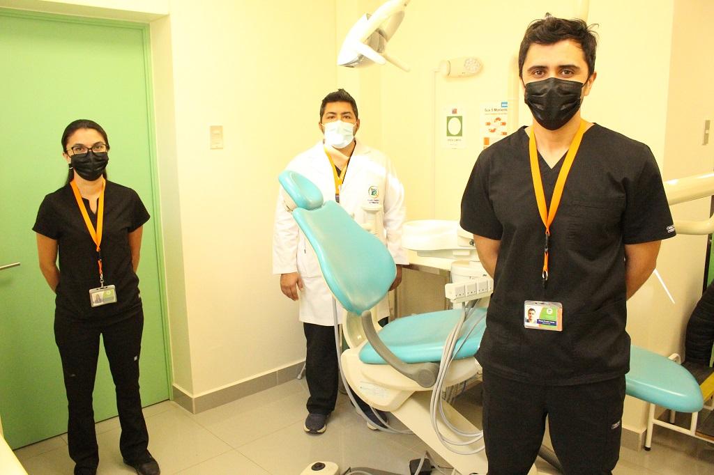 PUTAENDO: Hospital Psiquiátrico Dr. Philippe Pinel implementa Especialidad Odontológica de Rehabilitación Oral